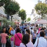 Châteaubriant : centre-ville animé