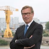 Jean-François Gendron_©Ouest Media, président de la CCI Nantes St-Nazaire