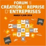 Retour sur le Forum de la Création-reprise d'entreprise