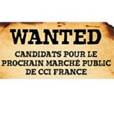 Marché public CCI France : une webfactory pour les CCI