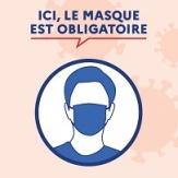 Covid 19 masque obligatoire mesures sanitaires