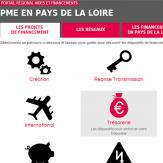 Portail Pmepaysdelaloire.fr
