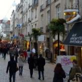 L'activité commerciale du centre-ville de Nantes reste en hausse