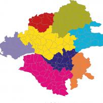 Huit Conseils Territoriaux en Loire-Atlantique