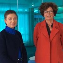 Fabienne Rochedreux et Annie Santerre, conseillères CCI