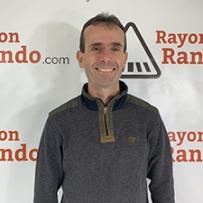 Franck Champain, dirigeant RayonRando.com
