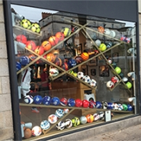la boutique nantaise 11 Football Club_©Magali_Le_Clanche
