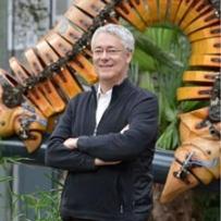 Pierre Orefice, co-auteur et directeur des Machines de l'île.
