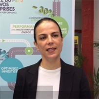 Amel Bellanger, chargée de missions énergie environnement à la CCI Nantes St-Nazaire