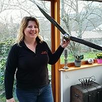 Anne-Marie Haute, fondatrice de Pilgrim Technology