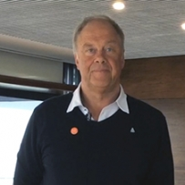 Benoît Van Ossel, Président de l'International Ouest Club