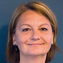 Brigitte Ménard, responsable développement au sein du cabinet d'expertise-comptable Avenir Atlantique