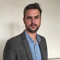 Cédric Béridot, conseiller Commerce et Tourisme