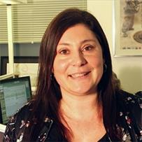 Nathalie George, responsable du Centre de Relation Clients