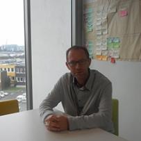 Denis Sécher, chargé de formation chez CBP France