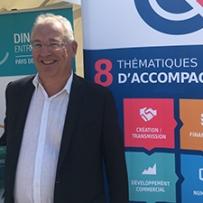 Didier Virot, conseiller développement en Innovation, Industrie et Services