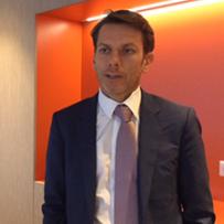 Fabien Jouron, délégué régional de La Poste
