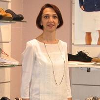 Hélène DUBERNET, gérant de l'entreprise Chauss' Mini Maxi