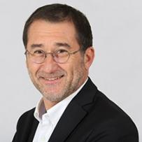Christophe Jolivet, Directeur Auchan Saint-Herblain