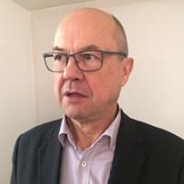 Marcel Boursier, P-dg de la société Liftvrac - Dinamic