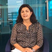 Michelle Delcroix, Conseiller Environnement Pôle Expertises