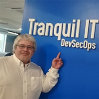 Vincent Cardon, co-fondateur de Tranquil IT