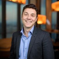 Tudal Jaffrelot, directeur du Développement régional Nord-Ouest chez Microsoft France