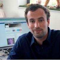 Chargé de communication à l'agence Fruizz, Martin Alline s'appuie sur les réseaux sociaux pour générer du trafic sur le site internet__©DR