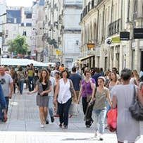 Implantations commerciales : l'opération séduction de Nantes