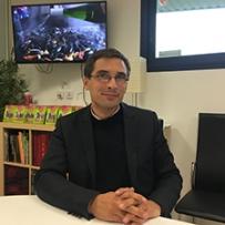 Sébastien PAYEN, dirigeant associé Le Carré des délices