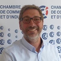 Sylvain Chardaire, Responsable Pôle Commercial Formation CCI Nantes St-Nazaire
