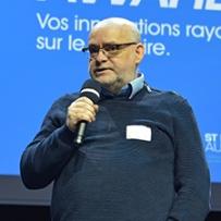 Pierre Bastian, président de l'association Totem