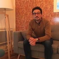 Stéphane Darcel, co-fondateur de move&rent