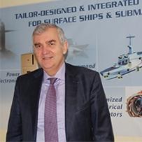 Philippe Novelli, président de l'UIMM