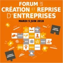 Forum de la Création-reprise d'entreprise à Nantes et St-Nazaire
