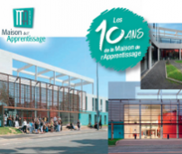 La Maison de l'Apprentissage de Saint-Nazaire a fêté ses 10 ans