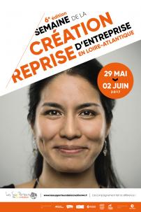 6ème édition de la Semaine de la création-reprise d'entreprise en Loire-Atlantique