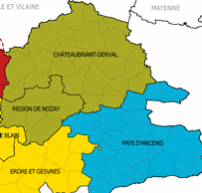 Rencontre territoriale Chateaubriant-Derval, Nozay