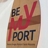 logo be my port