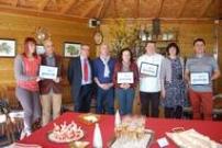 Chefs du Pays d'Ancenis lauréat de Mon Commerce a des idées Pays d'Ancenis