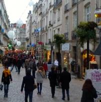 Bilan 2016 du commerce en centre-ville de Nantes