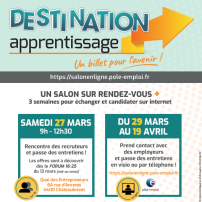 Destination apprentissage