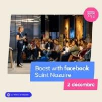 Facebook à St-Nazaire le 2 décembre