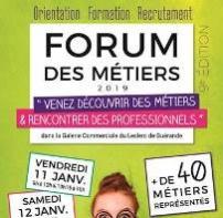 9éme Edition du forum des métiers