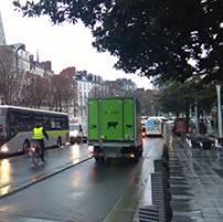 La logistique urbaine à Nantes : les attentes des professionnels