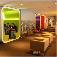 Le Smart Work Center d'Amsterdam Bright City (Zuidas)