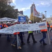 Manifestation des entreprises - ©MLC
