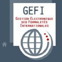 GEFI : UNE PLATEFORME DE DEMATERIALISATION DES FORMALITES INTERNATIONALES