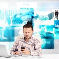 le numérique, un levier de performance pour les PME - ©Fotolia