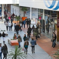 Commerces centre-ville